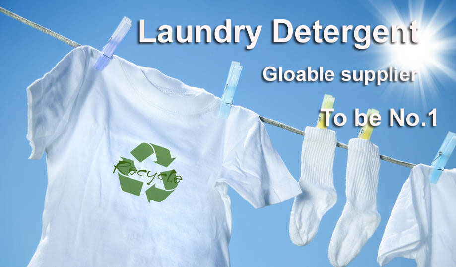 Daily Detergent - China largest laundry detergent manufacturer